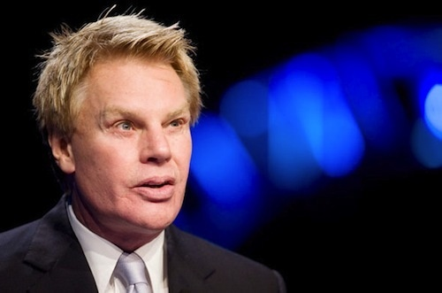 CEO Abercrombie & Fitch