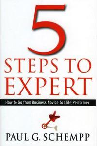 5 Steps to Expert by Dr Paul Schempp