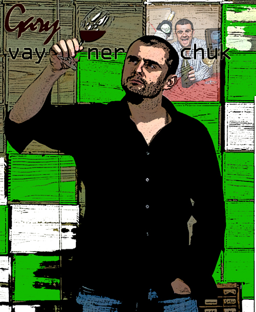 portrait, illustration, drawing, Gary, Gary V, Gary Vee, Gary Vaynerchuk, Wine Library, Wine Library TV, Sam Taggart, Taggart, Media 2.0, portraits