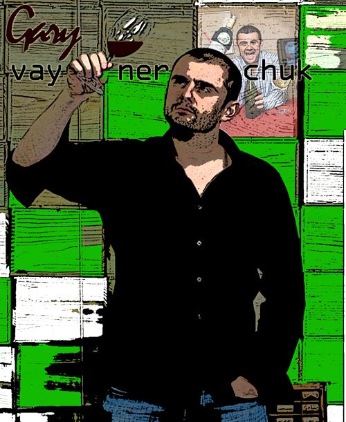 portrait, illustration, drawing, Gary, Gary V, Gary Vee, Gary Vaynerchuk, Wine Library, Wine Library TV, Sam Taggart, Taggart, Media 2.0, portraits