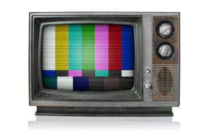 TV set, television set, t.v., tee vee, boob toob, boob tube