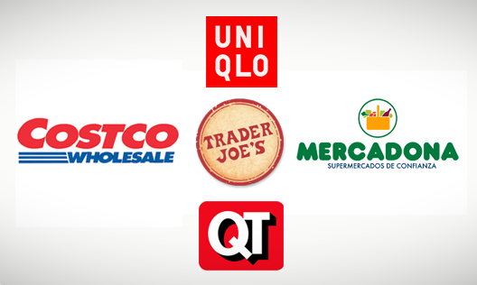 Costco, Uniqlo, Trader Joe's, QuikTrip, Mercadona, retail, profit, profits, business, investment