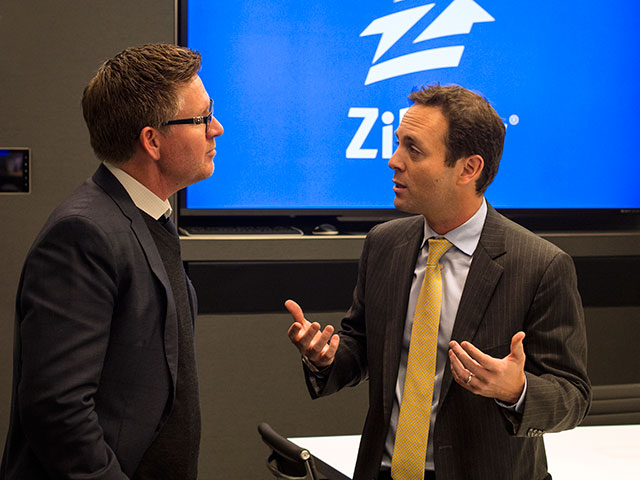 Zillow, Zillow Talk, Spencer Rascoff, Tom Ferry, interview