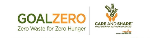 Goal Zero, Care and Share Food Bank, Colorado Springs, Southern Colorado
