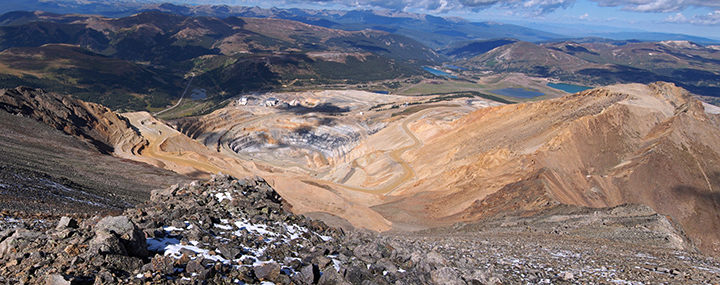 mine, mining, mining scar, extraction, primary goods, primary economy, natural capital