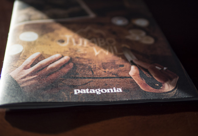 Patagonia, Jumbo Wild, catalog, Patagonia catalog, content marketing, direct mail, mail order sales