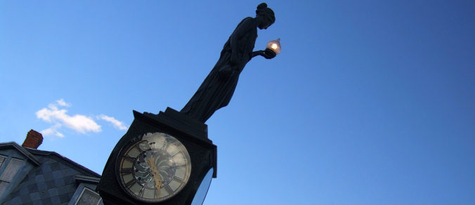 right living, Manitou Springs, lantern, light, morality, virtue, virtuousness, Hebe, Zeus, eternal youth
